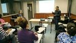 Curso de vigilância sanitária para comunitários no Festival de Inverno